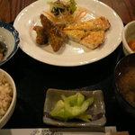 自然食レストランPumpkin - ヘルシー玄米菜食セット