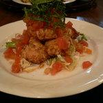 自然食レストランPumpkin - スタミナ玄米セットのメイン
