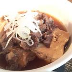 田舎料理 やまがた - 牛肉豆腐