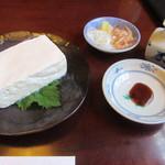 47803287 - 「吟醸豆腐」