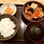 47804773 - がめ煮定食(1000円)