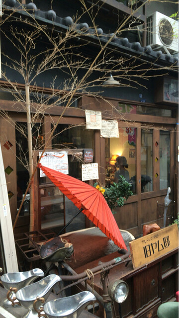 旧ヤム邸 空堀店