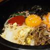 牛味 - 料理写真:石焼ビビンバ定食