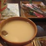 47808295 - マッコリ 甘くて美味し(^^)