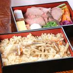 割烹 八千代 - 料理写真:お弁当のご注文も承ります