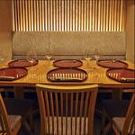 みな瀬 - 完全個室テーブル席(6名様まで可能)