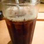 ドトールコーヒーショップ - アイスコーヒーS200円(2010.08)