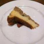 es - 再訪問④チーズケーキ