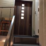 47814864 - 階段を登ると入口があります