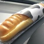 木村家パン - 料理写真:・ミルクフランス 120円