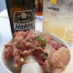 asakusaizakayadon - 塩味のすじ煮込み