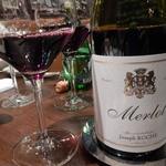 ル・フークレール - ハウス赤ワイン・メルロー