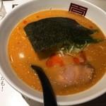 麺屋のすけ - ピリ辛ゴマー麺(700円→750円)