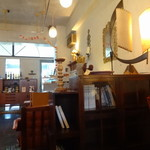 cafe EZE - 内観