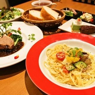 料理人歴20年のオーナーシェフが魅せる絶品料理の数々。