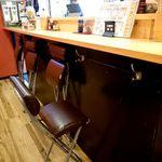 立呑み処 甲 - 簡易の椅子