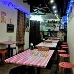 Soul Food Bangkok - 内観