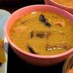 Soul Food Bangkok - グリーンカレー