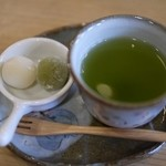 稲の花 - お茶とデザート