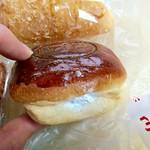 デイリーヤマザキ - ムムムッあんパンのはずなのに生クリームが!