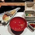 47829006 - 食前酒&先付け(夕食)