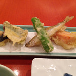 レストラン円山 - 円山御膳  天ぷら