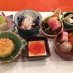 レストラン円山 - 円山御膳 八寸