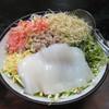 今井 - 料理写真:材料をどんぶりで渡される
