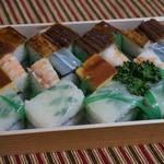 鮓直 - 箱寿司
