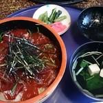 寿司音 - てこね寿司 972円