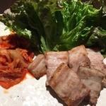 炙り焼 豚壱 -