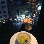 47839307 - デザートは別室で。神戸の夜景を眺めながら