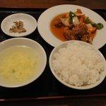 4784378 - 酢豚定食 780円