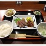 牛たん焼き 仙台 辺見 - 牛たんづくし定食