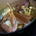 加賀観光ホテル 別館 季がさね - 料理写真:カニ鍋