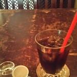 カフェ アンジェリーナ - アイスコーヒー
