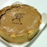焼きたてチーズタルト専門店PABLO - チョコチーズタルト 1200円 これは、メッチャ美味しいです。(*^O^*)