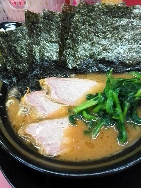 王道家 - チャーシュー麺¥760+のり¥100