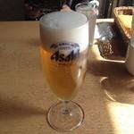 スパイスキッチン - 生ビール