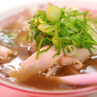 先代から受け継がれし秘伝のスープ