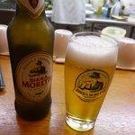 4785215 - モレッティ(イタリアビール)で乾杯