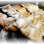 旬魚季菜 凪 - 穴子の白焼き