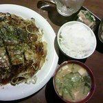 47851900 - 広島焼き定食