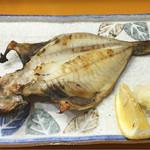 天ぷら 筧 - えぼ鯛干物