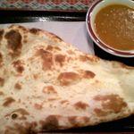 SHIVAJIインドレストラン&バー - 日替わりカレー(豆とチキン)