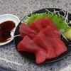 魚介 - 料理写真:名物天然まぐろ299円(税別)
