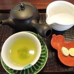 茶かわせみ - 上煎茶