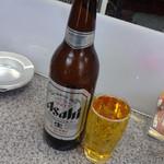 47855528 - 大瓶ビール399円(税別)