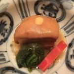まき村 - 豚の角煮とポテト餡