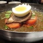 47859292 - 冷麺の具〔16/2/7撮影〕